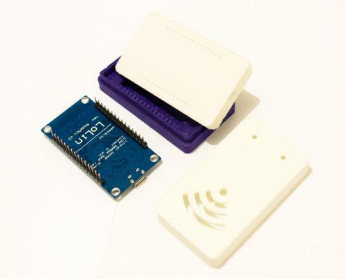 3D-печать корпуса Arduino