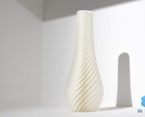 3D-печать вазы на FDM принтере