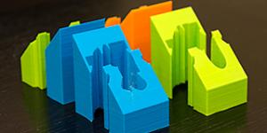 3D-печать ABS пластиком