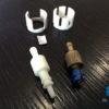 3D-печать штуцера и втулки косметического аппарата