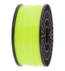 10 Зеленый флуоресцентный ABS