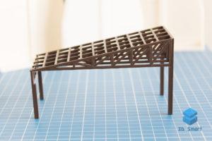 Изготовление деталей фермы на 3D-принтере