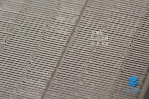 Щелевой пол напечатанный на 3D-принтере