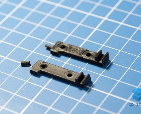3D-печать детали магнитолы