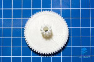 Шестерня выпускного клапана автомобиля 3D-печать