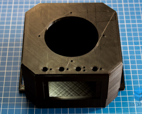 3D-печать больших моделей корпусов Воронеж