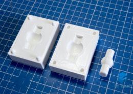 3D-печать форм для литья силикона