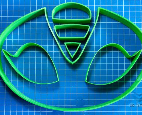 3D-печать больших форм для кексов