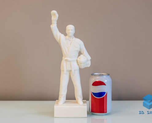 Статуэтка самбиста 3D-печать Воронеж