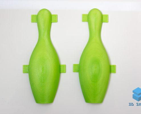 Форма кегля для кинетического песка 3D-печать Воронеж