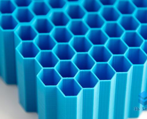 формы для литья соты 3D-печать Воронеж