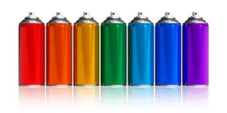 Покраска изделий из пластика