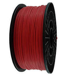10 Красный коралл PLA