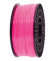 24 Розовый флуоресцентный ABS