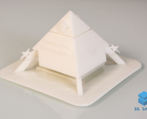Пирамида Воронеж 3D-печать