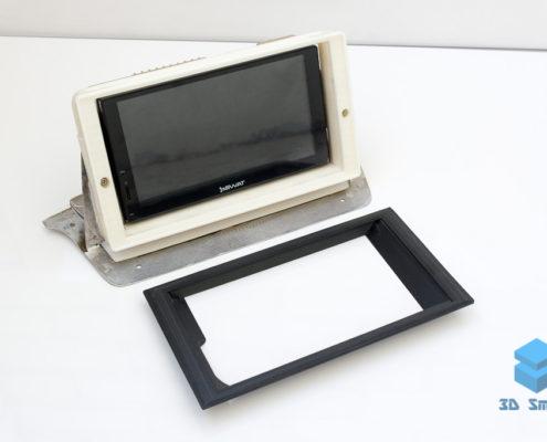 Рамка для магнитолы на 3D-принтере Воронеж